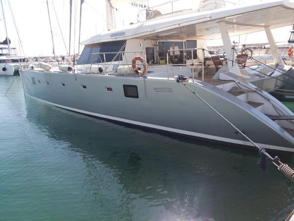 Sunreef Sunreef 62 sail