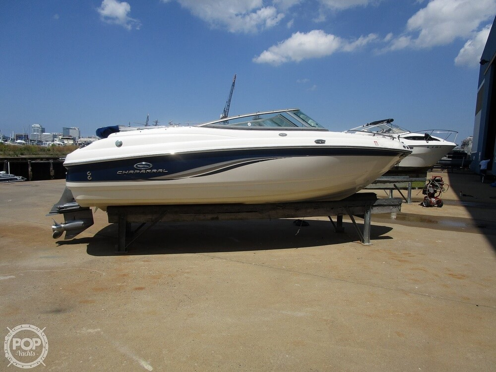 Chaparral 204 SSi 2005 Chaparral 204 SSi for sale in Portsmouth, VA