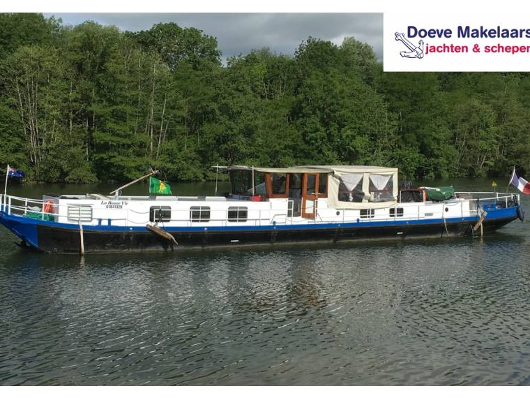 Dutch Barge 23.24 with TRIWV