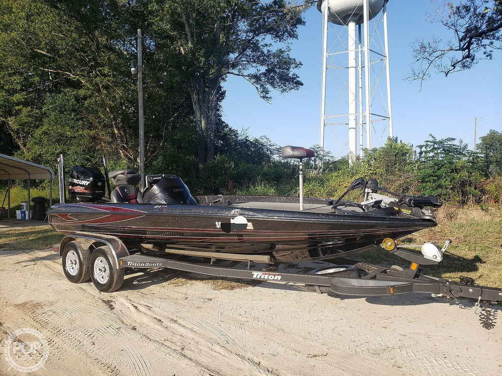 Triton 21 TRX 2016 Triton TRX21 for sale in Jackson, SC