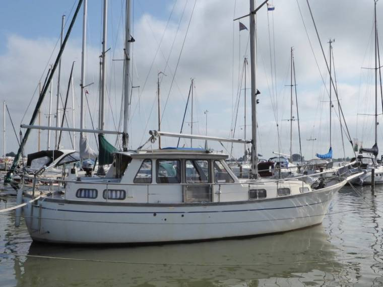NAUTICAT YACHTS OY Nauticat 33 MK2