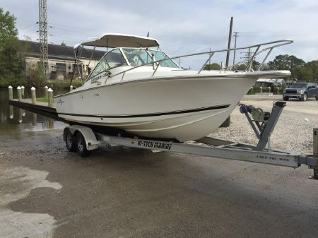2007 Albemarle 248 Express Fisherman, HOUMA Louisiana - boats com