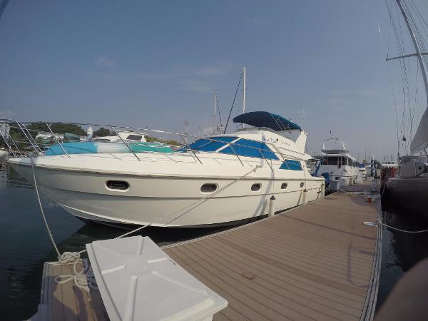 Gulf Craft 53 Profile