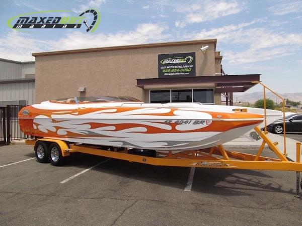 Eliminator Boats Speedster