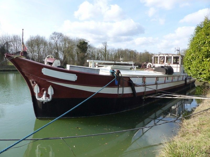 Dutch Barge Klipper