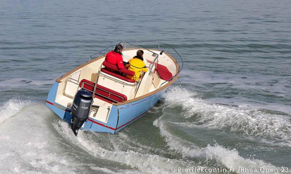 Rhea 23 Open Rhea Marine 23 Open