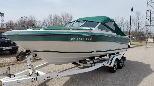 Sea Ray Seville 21 Bow Rider