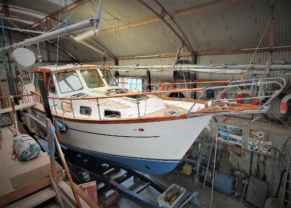 Nauticat 33 Mk II Nauticat 33 Mk 2 for sale with BJ Marine