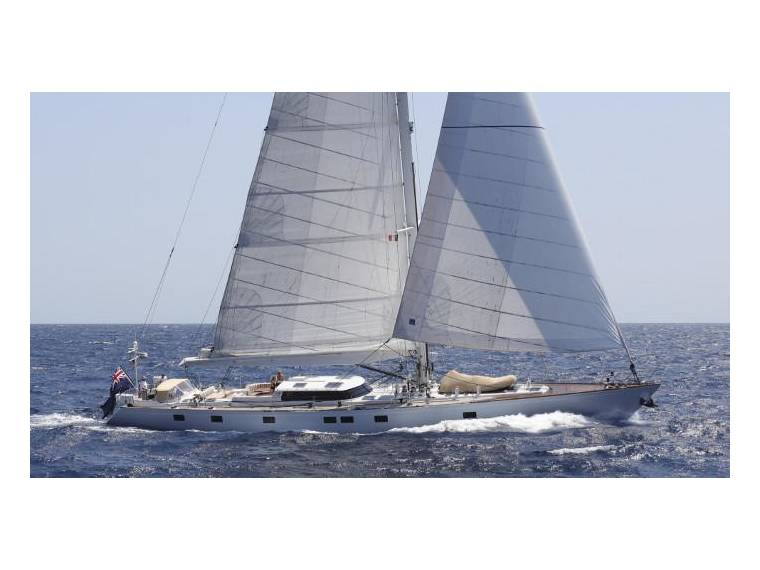 Windship Trident Windship Trident Cutter Rigged Sloop