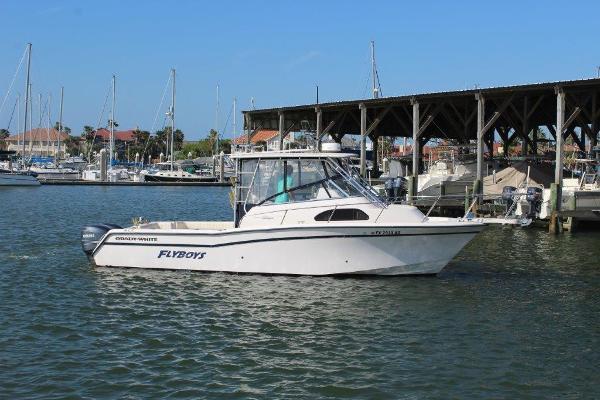 Grady-White Marlin 2007 250HP Yamaha 4-Strokes