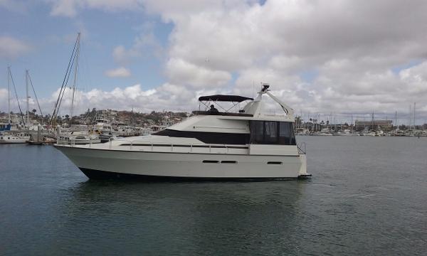 Mainship Aft Cabin Motor Yacht