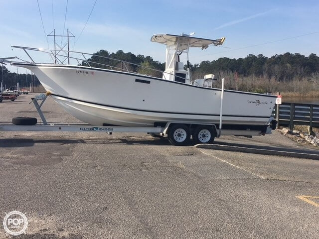 Albemarle 262 CC 1994 Albemarle 262 CC for sale in Hanahan, SC