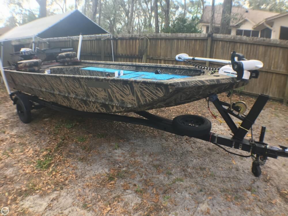 Lowe Roughneck 1650 DT 2016 Lowe Roughneck 1650 DT for sale in Apopka, FL