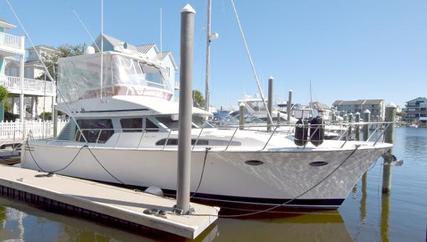 Mikelson 43 Sportfisher Shaft Drive