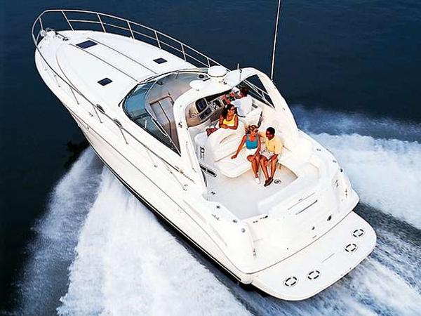 Sea Ray 380 Sundancer Sister Ship