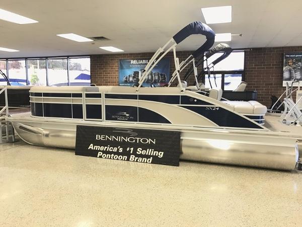 Bennington 24SSBXP