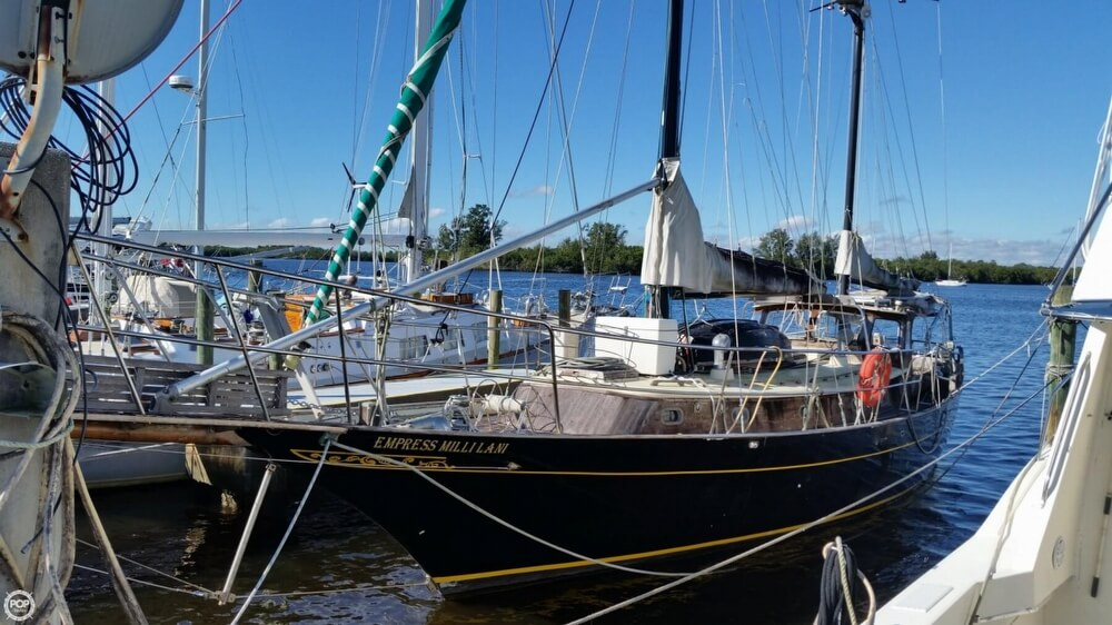 Cheoy Lee 48 Clipper 1979 Cheoy Lee 48 Clipper for sale in Port Saint Lucie, FL