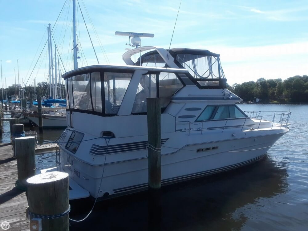 Sea Ray 415 Aft Cabin 1988 Sea Ray 41 for sale in Solomons, MD
