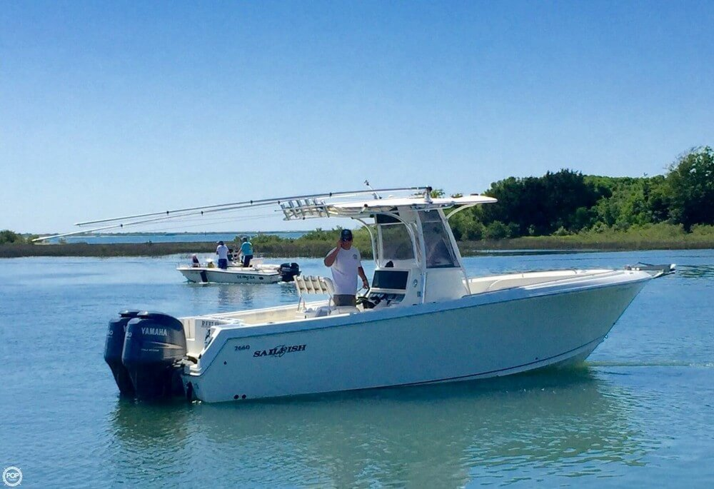 Sailfish 2660 CC 2007 Sailfish 2660 CC for sale in Saint Augustine, FL