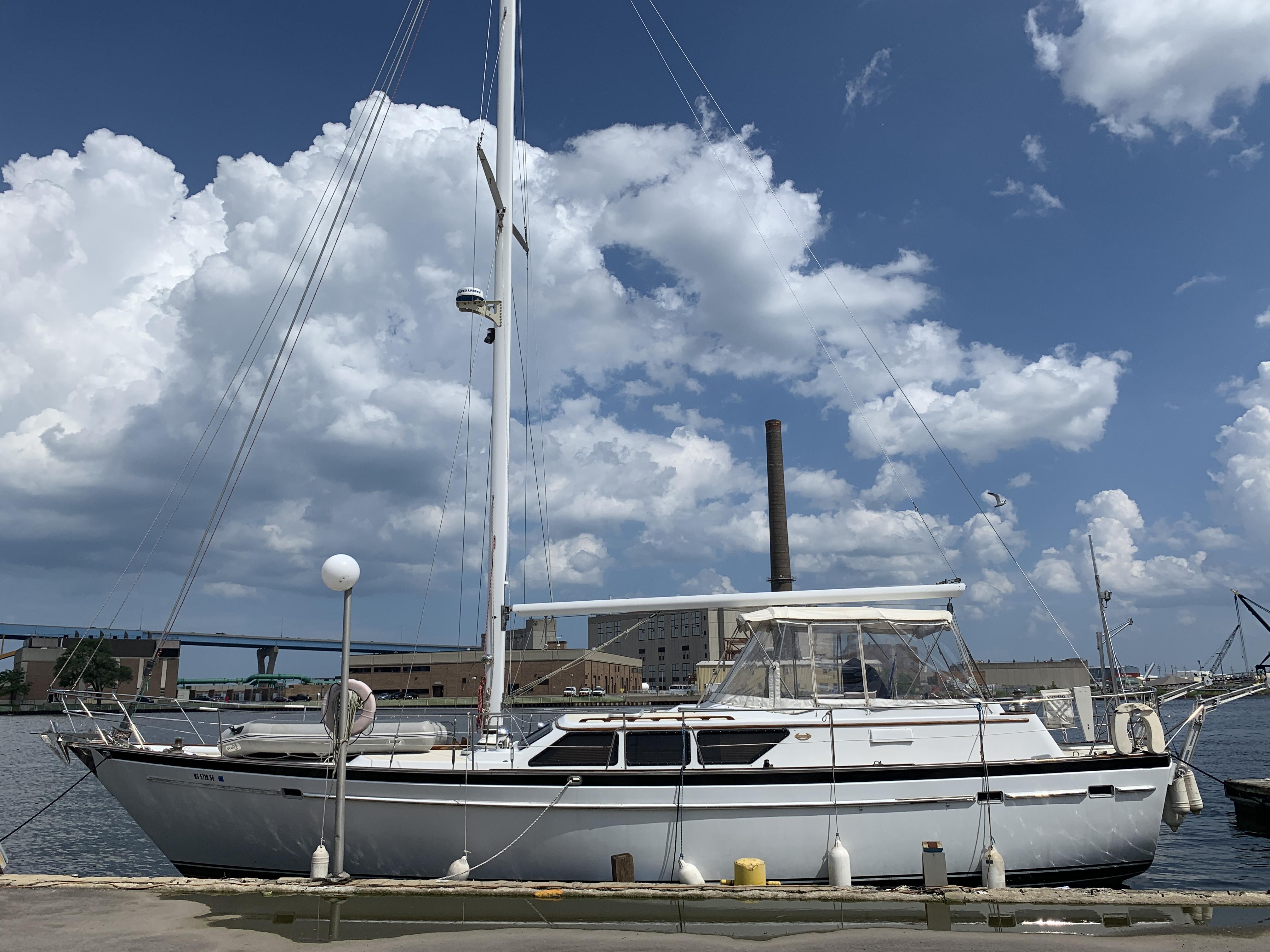 Gulfstar 50 Sailmaster
