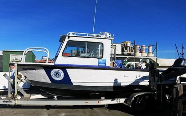 Monark Work/Dive Boat