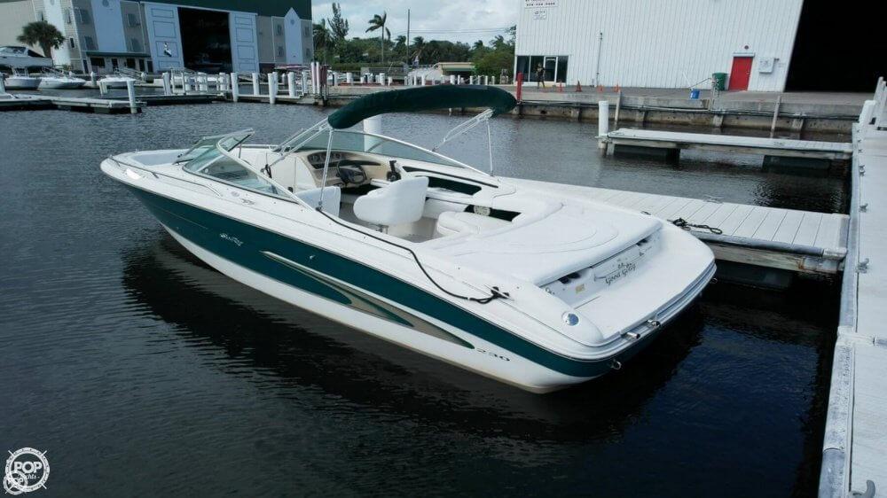Sea Ray 230 Bow Rider 2000 Sea Ray 230 BR for sale in Dania, FL