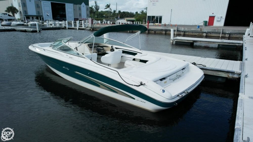 Sea Ray 230 Bow Rider 2000 Sea Ray 230 BR for sale in Dania, FL