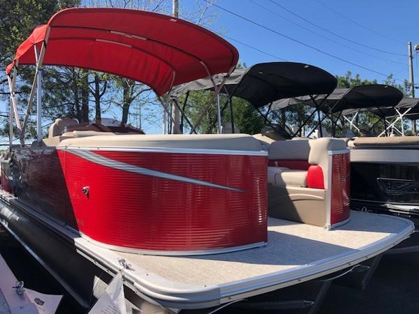 Tahoe Pontoon LTZ 22 QUAD LOUNGER