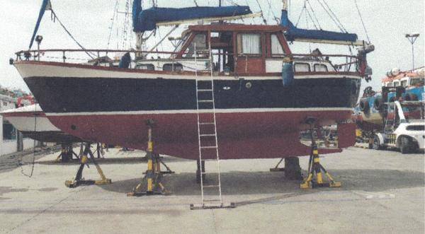 Nauticat 33 Mk 1