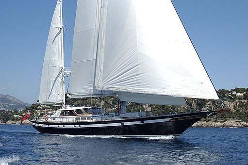 Jongert 30 T Sailing