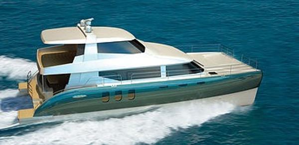 Powerplay Catamaran 62