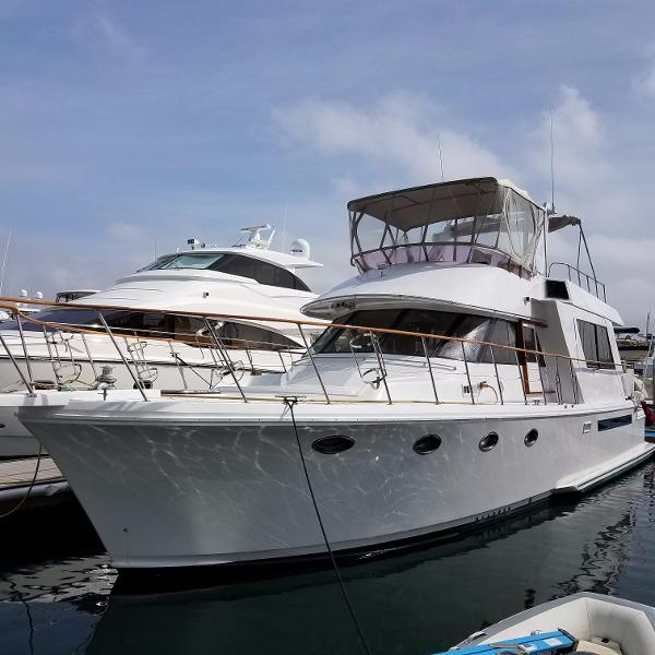 Symbol Yachts 60' Motor Yacht