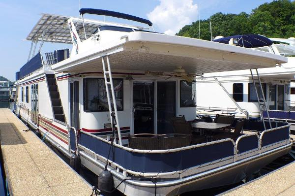 16X72 Sumerset Houseboat