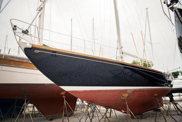 Hinckley Bermuda 40 MK III Sloop Profil