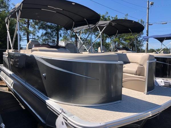 Tahoe Pontoon LTZ 24 QUAD LOUNGER