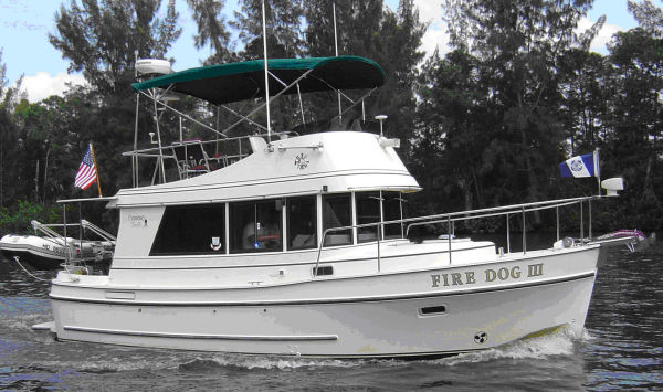 Camano 31 Troll Profile (Of Boat When Sold To Current Owner)