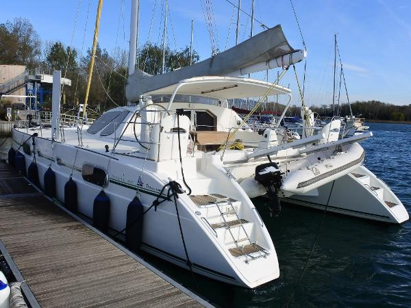 Catana 431 Abayachting Catana 431 usata second-hand 1