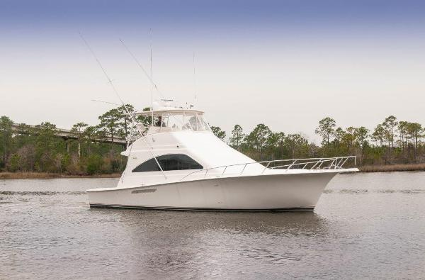 """Ocean Yachts 50 Super Sport 2006 50 Ocean Yachts SS """"No Name"""" Profile"""
