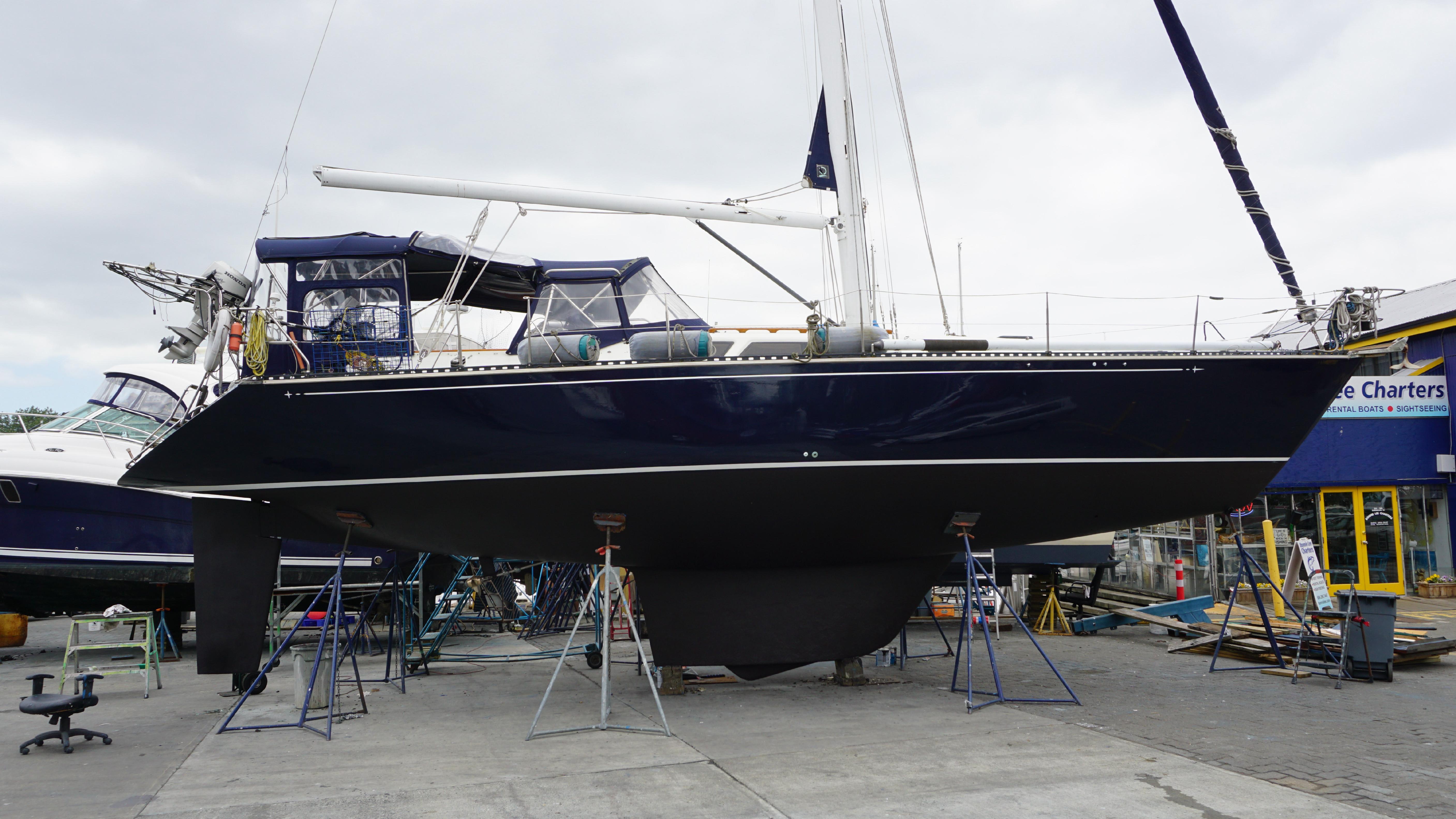 1988 C&C 44, Vancouver British Columbia - boats com