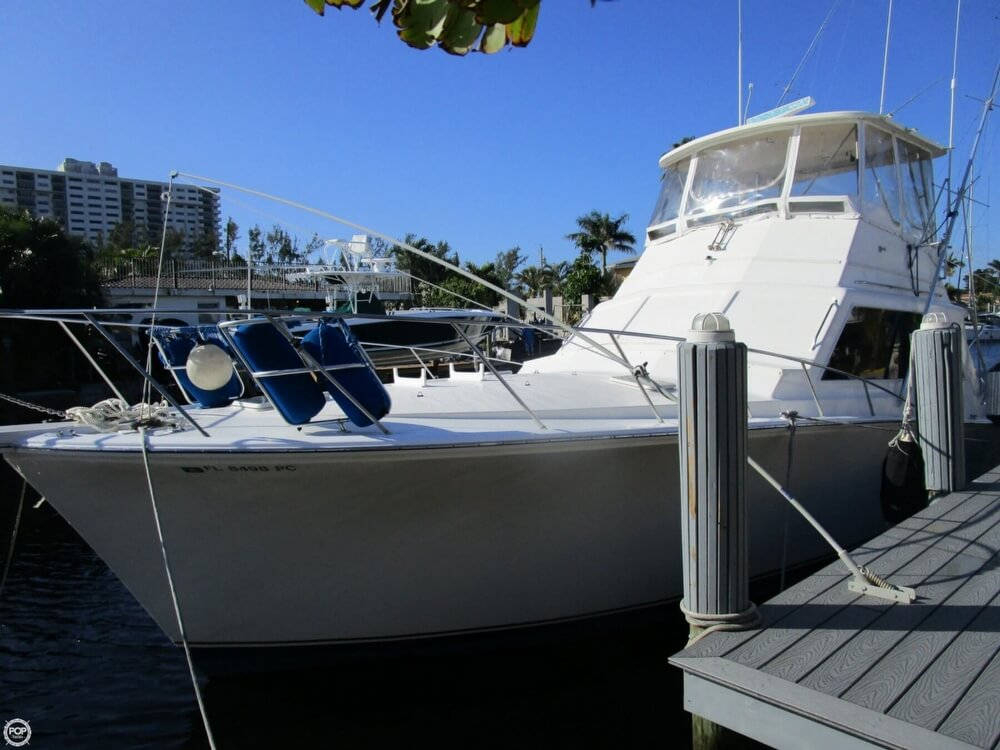 Ocean Yachts 46 Super Sport 1983 Ocean 46 Super Sport for sale in Pompano Beach, FL