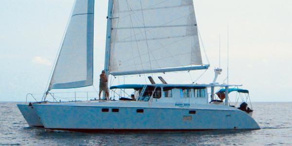Custom KELSALL-WATERCATS 46 PH An ideal bluewater live-aboard