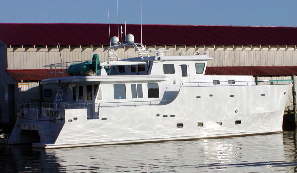Custom Power Catamaran #4210 Photo 1