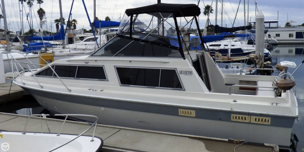 Silverton 29 Sports Cruiser 1985 Silverton 29 Sports Cruiser for sale in San Diego, CA