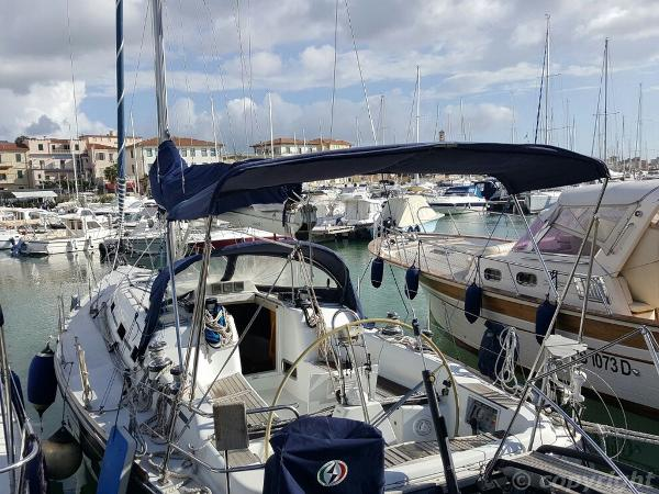 Grand Soleil GRAND SOLEIL 40 Abayachting Cantiere del Pardo Grand Soleil 40 Paperini 1