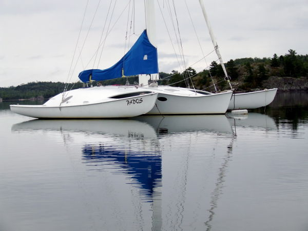 Custom Newick Creative Trimaran Photo 1