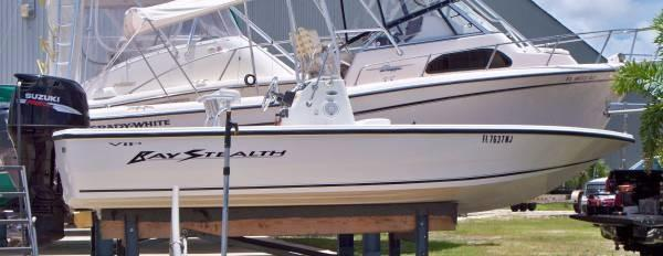 Baystealth Vip 2150 VIP Bay Stealth 2150 VIP 21