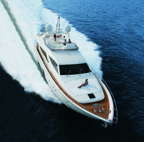 Ferretti Yachts 761 Photo 1