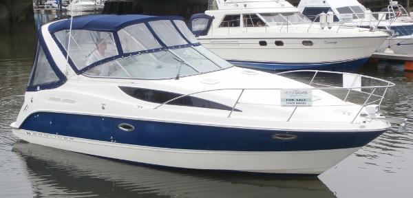 Bayliner 285 Ciera Sunbridge Bayliner 285 CIERA - On the water 1