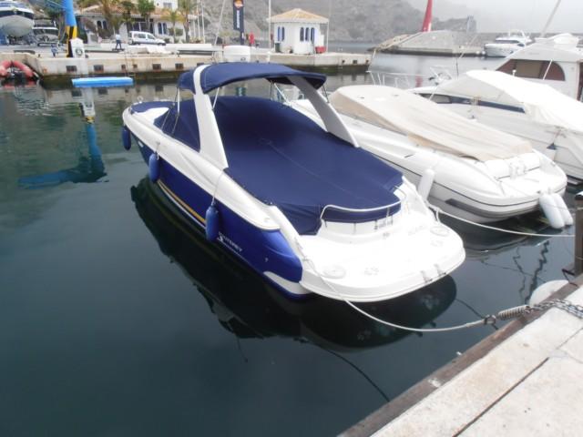 Monterey Monterey 298 SS