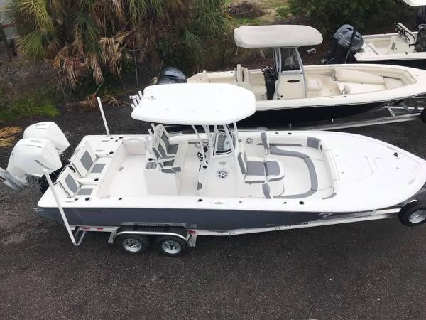 Tidewater 2700 Carolina Bay Tidewater 2700 CB
